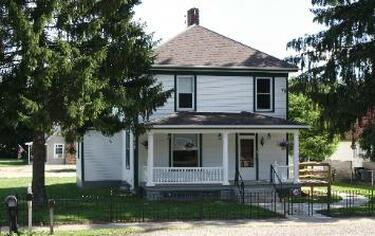 Hammond House- Reily Township's Historical Museum